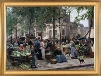 Le Carreau des Halles, Le Carreau des Halles à Paris  (ancien titre)
