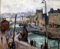 Le Havre, bassin du Roy