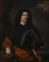 Portrait d'amiral