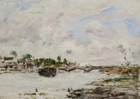 Le Pont à Trouville