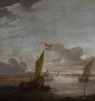 Port sur rivière