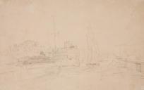 La Tour François-Ier et le musée des Beaux-Arts du Havre