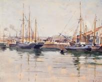 Le Havre, les docks