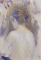 Femme vue de dos