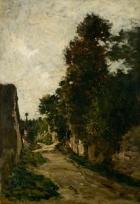 Une Rue à Auvers-sur-Oise