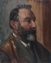 Portrait de Henri de Saint-Delis