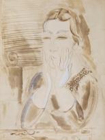Portrait de Mme Dufy