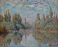 La Seine à Vétheuil