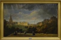 Le Monument de Walter Scott, Carlton Hill et la Canongate à Edimbourg