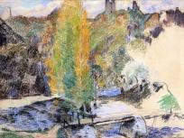 Pont sur la Sédelle, Crozant