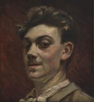 Portrait de l'artiste par lui même