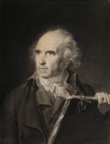 Portrait d'Hubert Robert