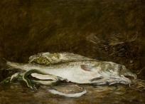 Nature morte aux poissons