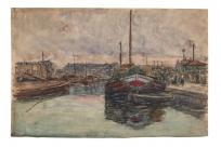 Bassin au Havre