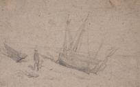 Barques échouées