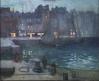 Le Vieux Bassin du Havre ; le soir (titre de l'oeuvre dans le catalogue du Salon de la Société des Artistes Français de 1903), Le Port du Havre (titre sous lequel le tableau était vendu)
