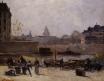 La Seine avec vue du Panthéon