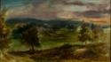 Paysage à Champrosay