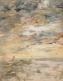 Etude de ciel au couchant