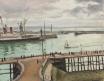 Avant-port du Havre, L'Anse des pilotes du Havre (titre inscrit sur le registre d'inventaire)