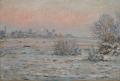 Soleil d'hiver, Lavacourt