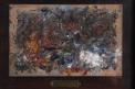 Palette de voyage du peintre