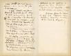 Lettre de Eugène Boudin à Pieter van der Velde, 7 mai 1889