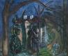 La Maison de Cuvier dans les arbres