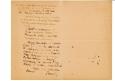 Lettre de Eugène Boudin à Pieter van der Velde, 26 mars 1889