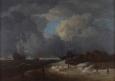 La Tempête (d'après Jacob van Ruisdael)