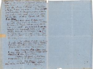 Lettre de Eugène Boudin à Pieter van der Velde, 17 mai 1888