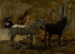 Etude de chevaux