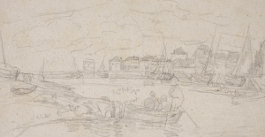 Le Port de Trouville
