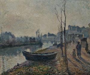 Quai du Pothuis, bords de l'Oise
