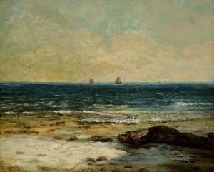 Les Bords de la mer à Palavas