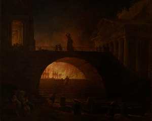 L'Incendie de Rome