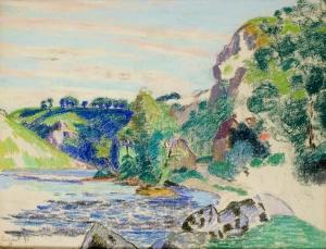 Moulin sur la Creuse