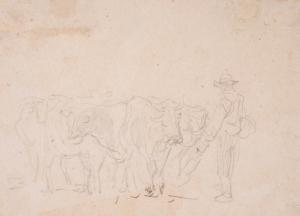 Le Troupeau de vaches