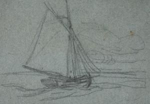Croquis de barques