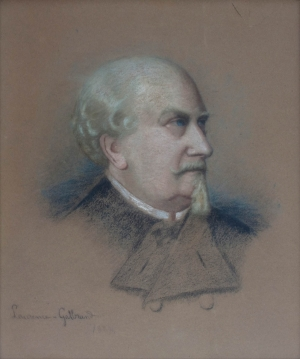Portrait d'Alphonse Galbrund