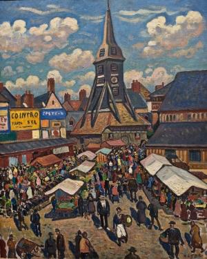Le Marché de Honfleur
