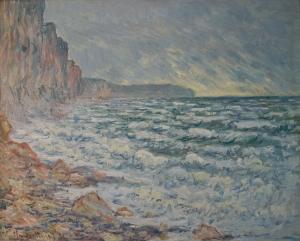 Fécamp, bord de mer