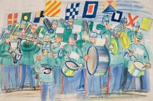 La Musique de la douane du Havre