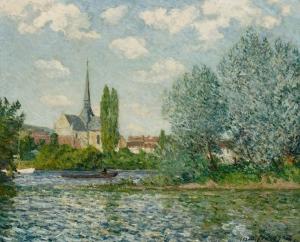 L'Église au Petit Andelys