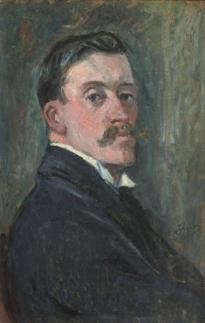 Portrait de René de Saint-Delis