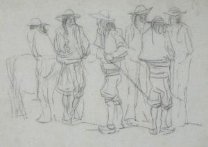 Paysans bretons