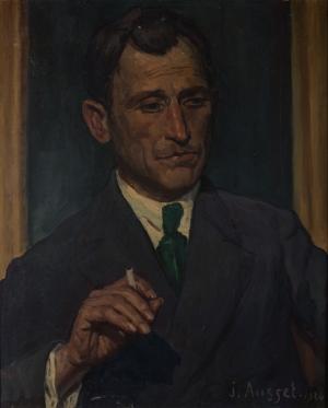 Portrait du peintre Copieux